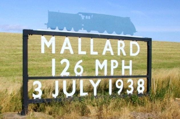 Mallard 126 Memorial